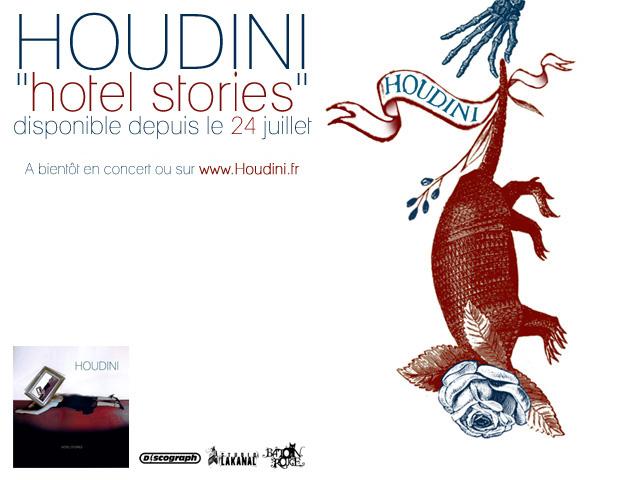 HOUDINI Album